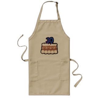 30th Birthday Gifts Long Apron