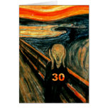 30th Birthday Gifts Greeting Card