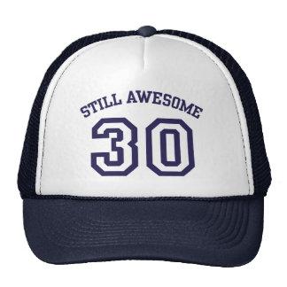 30th Birthday Trucker Hats
