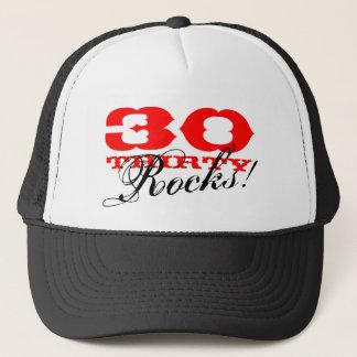 30th Birthday hat | Thirty Rocks!