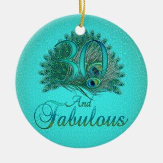 30th Birthday Ornaments