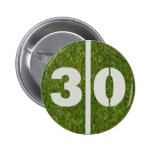 30th Birthday Yard Button