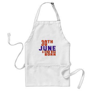 30th June a star was born Apron