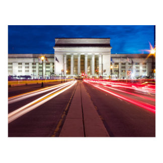 30th Street Station Philadelphia Postcard