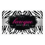 311 Baroque Boutique Zebra
