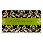 311 Belladonna Damask Golden Lime