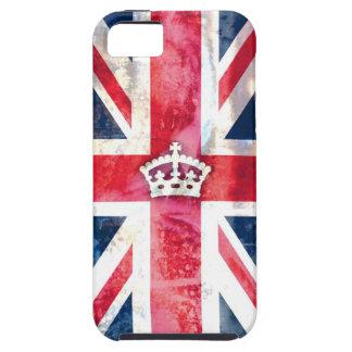 311 British Flag Royal Grunge iPhone 5 Cover