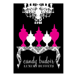 311 Candy Budoir Rococo Pack Of Chubby Business Cards