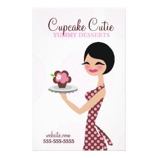 311 Carlie Cupcake Cutie 14 Cm X 21.5 Cm Flyer