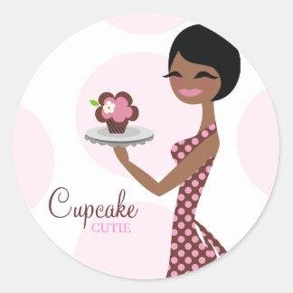 311-Carmella the Cupcake Cutie Sticker