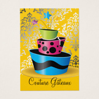 311 Couture Gâteaux Multi Yellow Pearl Paper