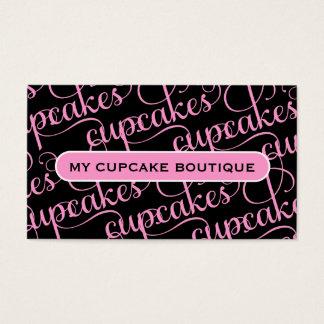 311 Cupcakes Black