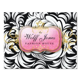 311 Custom Wolff Jones Compliment Card