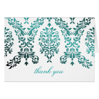 311 Dashing Damask Sea Garden Card