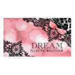 311 Dream in Light Leopard & Lace Sweet Pink Pearl
