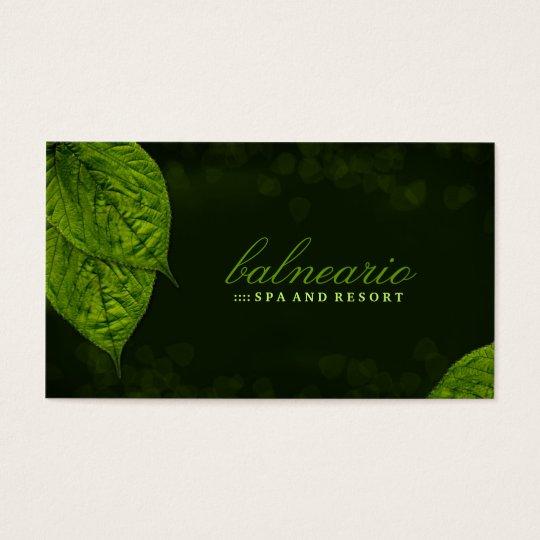 311-Dream Leaf Business Card