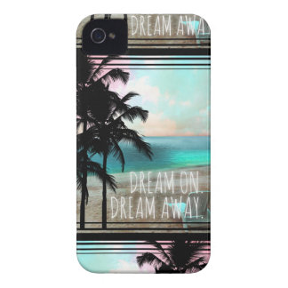 311 Dream On Dream Away Palm Tropical Phone Case iPhone 4 Cover