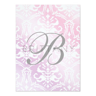 311 Enticingly Baby Pink & Lilac II Card