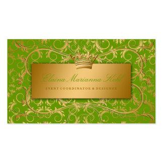 311 Golden diVine Sublime Business Card