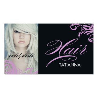 311 Hair By Lilac Business Card