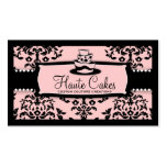 311 Icing on the Cake 3 Tier Pink Pack Of Standard Business Cards