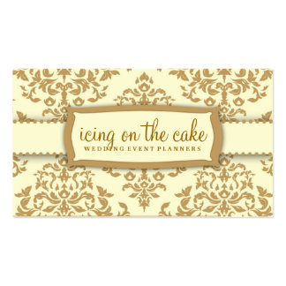 311 Icing on the Cake Buttercream Pack Of Standard Business Cards