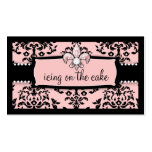 311 Icing on the Cake Fleur Di Lis Sweet Pink