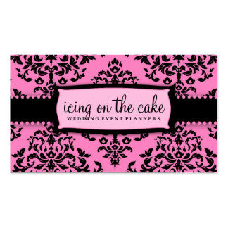 311 Icing on the Cake Pink Liquorice Pack Of Standard Business Cards