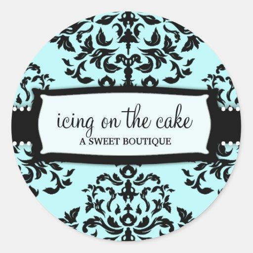 311 Icing on the Cake Something Blue Sticker