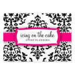 311 Icing on the Cake Strawberry Frosting Chubby Pack Of Chubby Business Cards