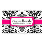 311 Icing on the Cake Strawberry Frosting Pack Of Standard Business Cards