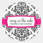 311 Icing on the Cake - Strawberry Round Sticker