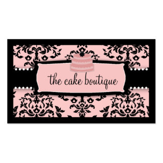 311 Icing on the Cake Tier Sweet Icing Pink Pack Of Standard Business Cards