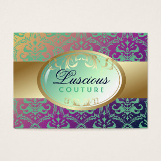 311-Luscious Glow - Aloha Fade Business Card