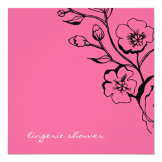 311-Lush Pink Lingerie Card