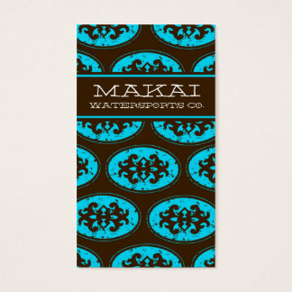 311 MAKAI BUSINESS CARD