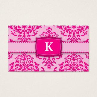 311-Monogram Icing on the Cake - Pink