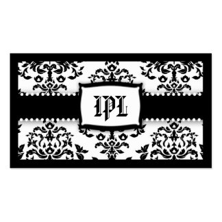 311 Monogram Icing on the Cake - Sugar Frosting Pack Of Standard Business Cards