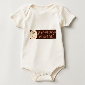 311-PRECIOUS CARGO GIRL ONSIE BABY BODYSUIT