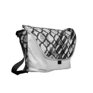 311 Retro Clover Messenger Bags