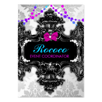 311 Rococo Wonderland Colorful Pack Of Chubby Business Cards