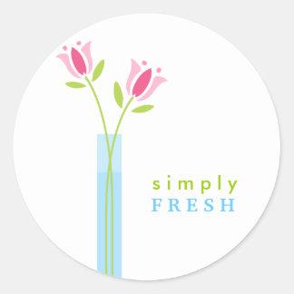 311-Simply Fresh Sticker