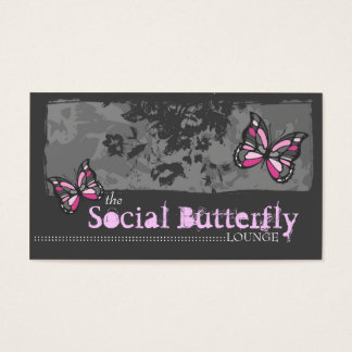 311 SOCIAL BUTTERFLY PINK