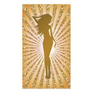 311 Sunburst Spraytan Pack Of Standard Business Cards