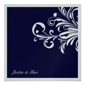 311-Swanky Swirls Trim_Navy Metallic Card