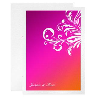 311-Swanky Swirls_Wild Sunset Metallic Card