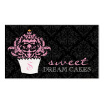 311 Sweet Dream Cakes Premium Pearl Paper Pack Of Standard Business Cards