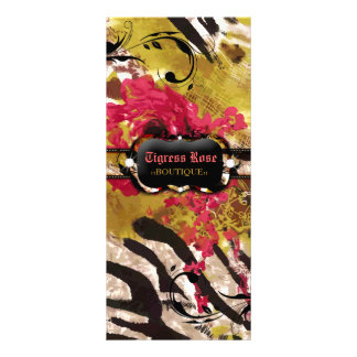 311 Tigress Rose Rack Card