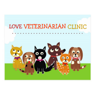 311-VETERINARIAN APPOINTMENT POST CARD
