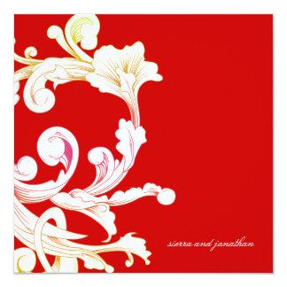 311-Vivid Foliage Flare Rouge Card